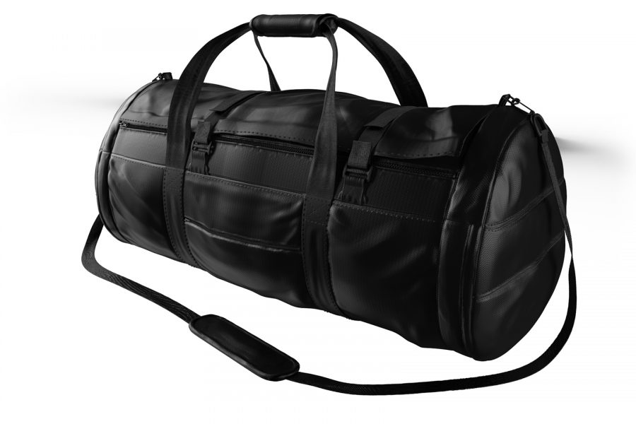 The High Fashion Take on Large Duffel Bags