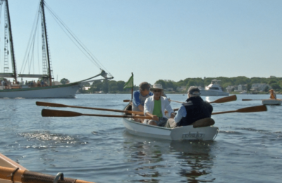 A Mystic River Adventure to Sixpenny Island